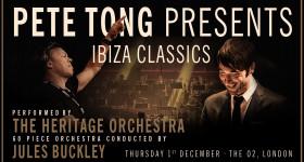 Pete Tong Presents Ibiza Classics at The O2