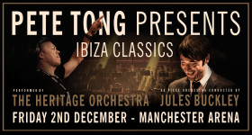 Pete Tong Presents Ibiza Classics at Manchester Arena