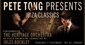 Pete Tong Presents Ibiza Classics at The O2